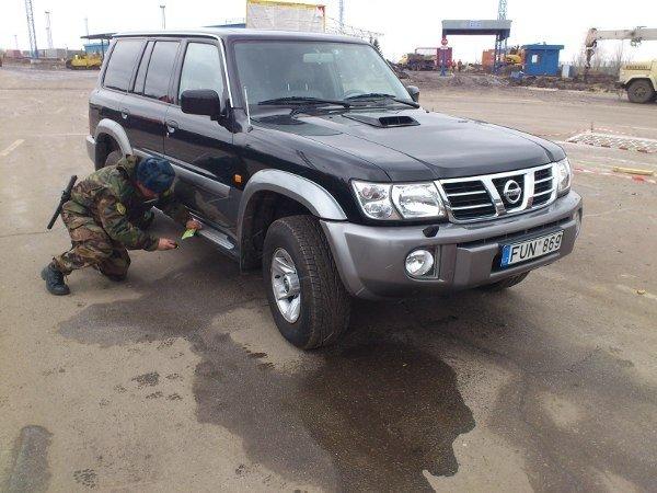 Харьковскими пограничниками задержаны два похитителя иномарок (ФОТО), фото-4