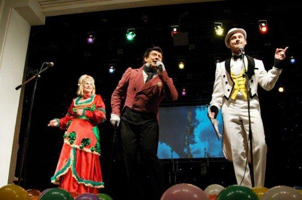 В Симферополе поздравили театральных работников с профессиональным праздником (фото), фото-3