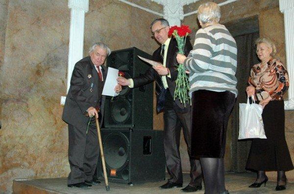 В Симферополе поздравили театральных работников с профессиональным праздником (фото), фото-5