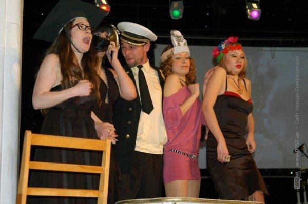 В Симферополе поздравили театральных работников с профессиональным праздником (фото), фото-7
