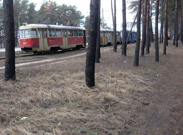 На улице Героев труда, в районе остановки «Зона отдыха» произошёл сход с рельс трамвая (ФОТО), фото-2