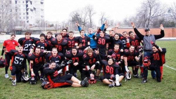 В Симферополь на американский футбол съедутся болельщики со всего Крыма (фото), фото-10
