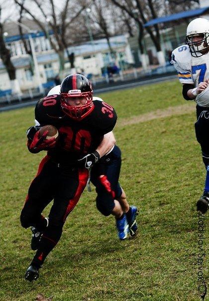 В Симферополь на американский футбол съедутся болельщики со всего Крыма (фото), фото-9