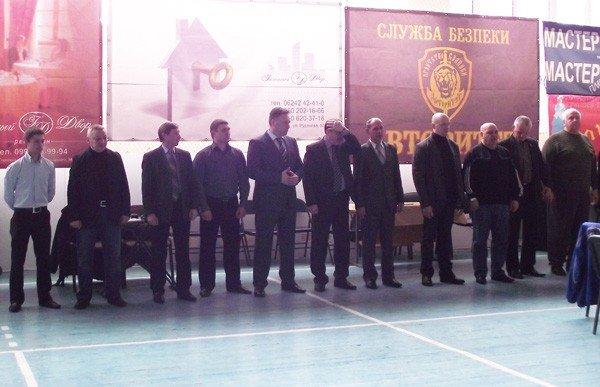В Горловке состоялось торжественное открытие Чемпионата Украины по боксу среди юношей, фото-2