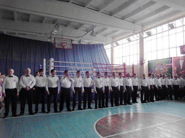 В Горловке состоялось торжественное открытие Чемпионата Украины по боксу среди юношей, фото-3