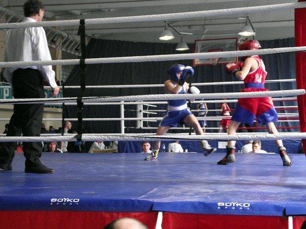 В Горловке состоялось торжественное открытие Чемпионата Украины по боксу среди юношей, фото-4