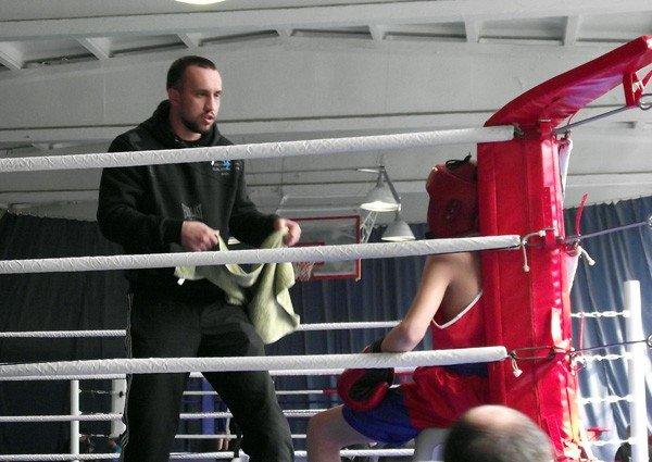 В Горловке состоялось торжественное открытие Чемпионата Украины по боксу среди юношей, фото-5