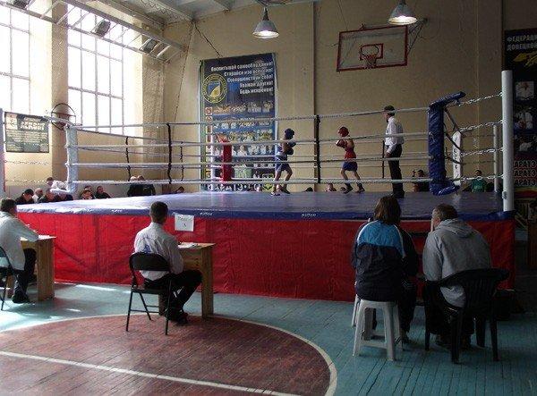 В Горловке состоялось торжественное открытие Чемпионата Украины по боксу среди юношей, фото-6