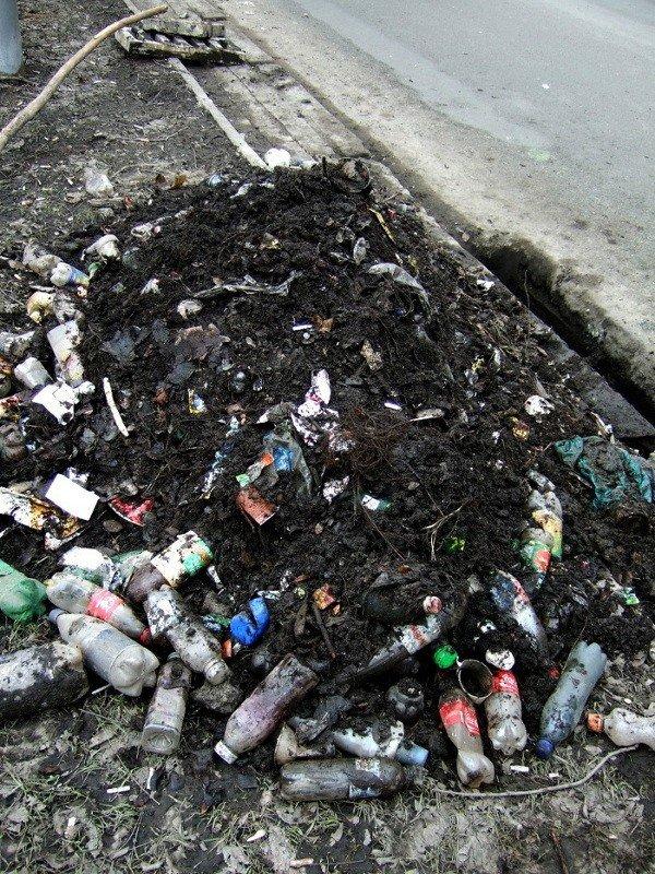 В Донецке предпринимают «героические» усилия по очистке ливневых стоков (фото), фото-5