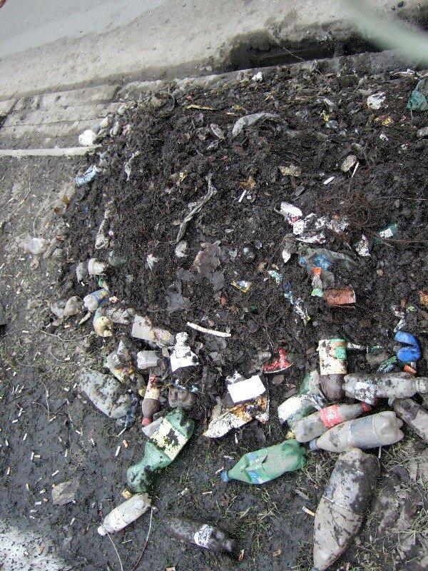 В Донецке предпринимают «героические» усилия по очистке ливневых стоков (фото), фото-4