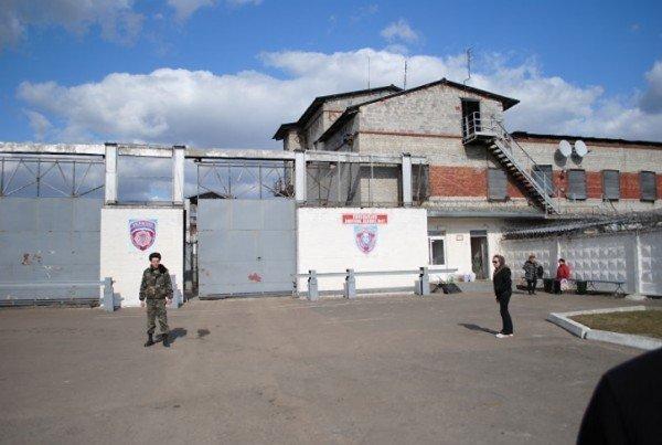 На Львівщині горить колонія, фото-1