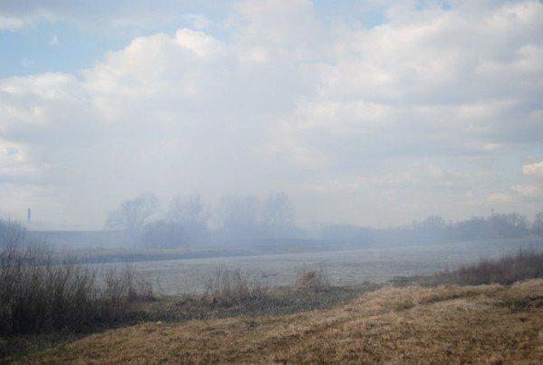 На Львівщині горить колонія, фото-4