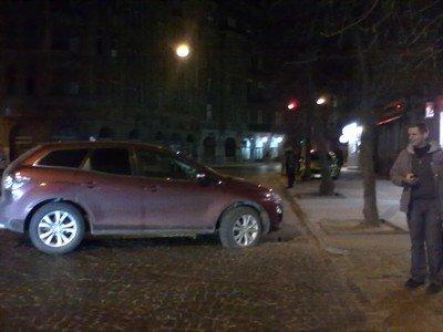 Як «москалі» у Львові паркуються, фото-4