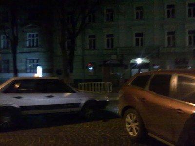 Як «москалі» у Львові паркуються, фото-6