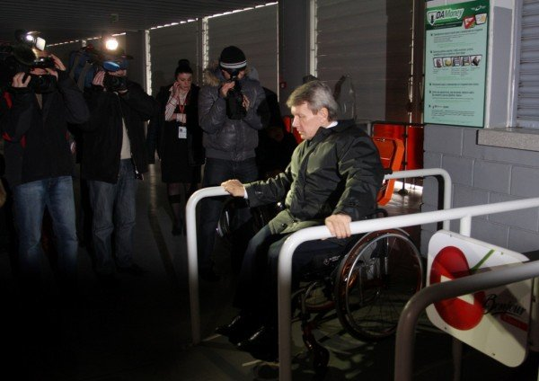 При строительстве объектов «Евро-2012» в Донецке забыли об инвалидах (фото), фото-10