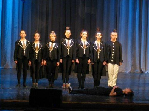 В Луганске День театра актеры отметили капустником (ФОТО), фото-10