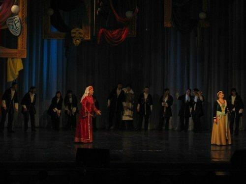 В Луганске День театра актеры отметили капустником (ФОТО), фото-4