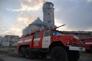 На пожежі в Сокальській колонії загиблих немає, фото-1