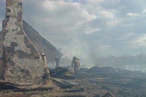 На пожежі в Сокальській колонії загиблих немає, фото-12