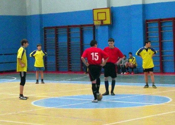Футбольная команда ОШ№47 стала победителем в городском этапе национального Кубка школьного футбола, фото-4
