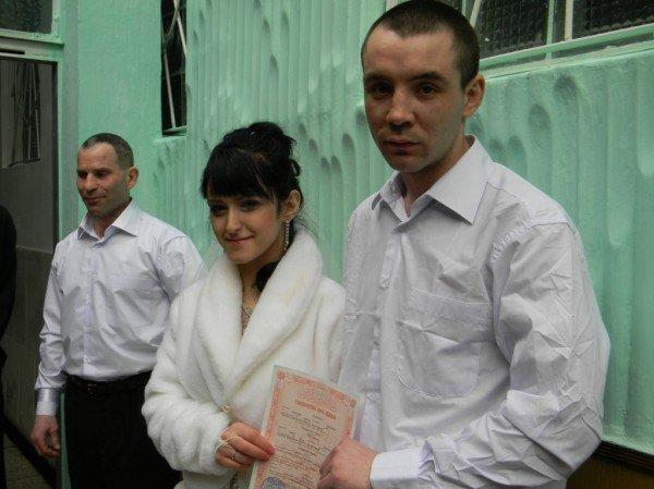 Свадебный бум в харьковских колониях. Две свадьбы  - за сутки (ФОТО), фото-3