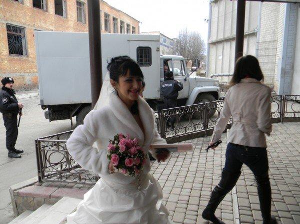 Свадебный бум в харьковских колониях. Две свадьбы  - за сутки (ФОТО), фото-4