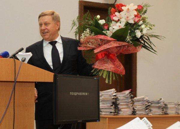 Николай Левченко мэру Донецка: Для вас 10 лет – это срок условный (фото), фото-3