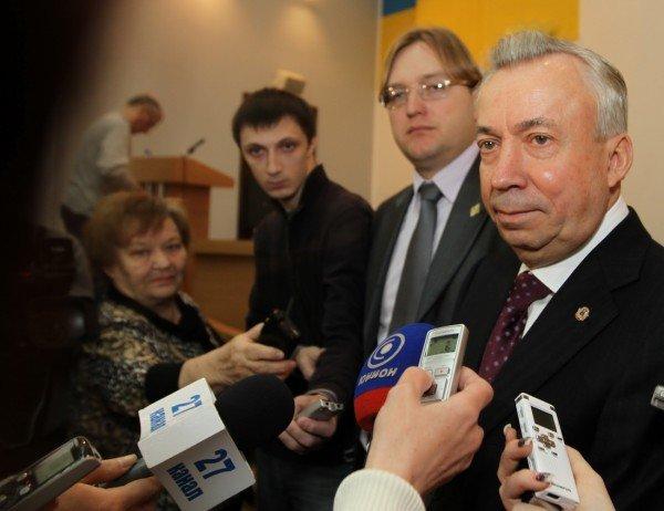 Николай Левченко мэру Донецка: Для вас 10 лет – это срок условный (фото), фото-5