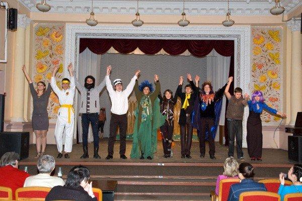 Народная  театральная студия «Карусель» получила самую высокую профессиональную оценку на конкурсе детских театральных коллективов, фото-2