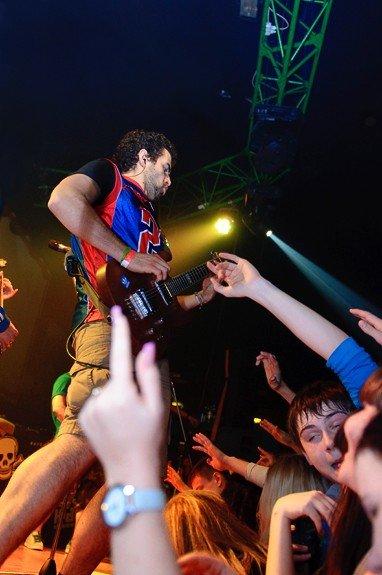 В Харькове становится жарко. В «Жаре» дал концерт Noize MC (Фоторепортаж), фото-7