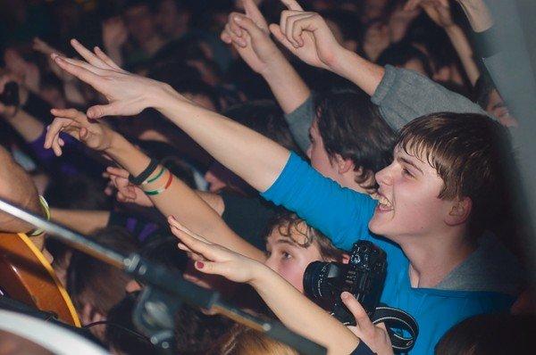 В Харькове становится жарко. В «Жаре» дал концерт Noize MC (Фоторепортаж), фото-9