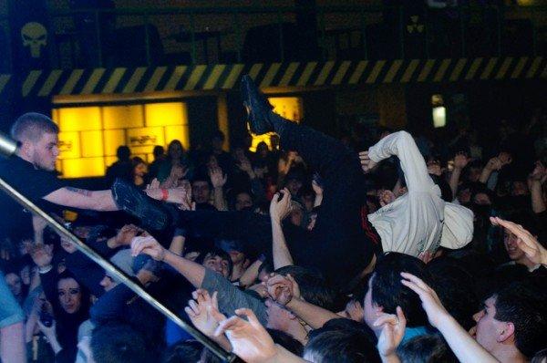 В Харькове становится жарко. В «Жаре» дал концерт Noize MC (Фоторепортаж), фото-2