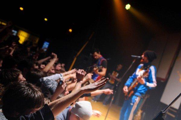 В Харькове становится жарко. В «Жаре» дал концерт Noize MC (Фоторепортаж), фото-3