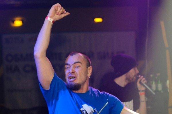 В Харькове становится жарко. В «Жаре» дал концерт Noize MC (Фоторепортаж), фото-12