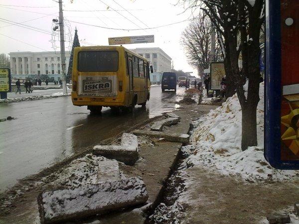 «Большая стройка» в центре Симферополя наконец-то близится к завершению (фото), фото-1