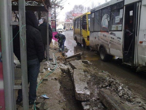 «Большая стройка» в центре Симферополя наконец-то близится к завершению (фото), фото-2