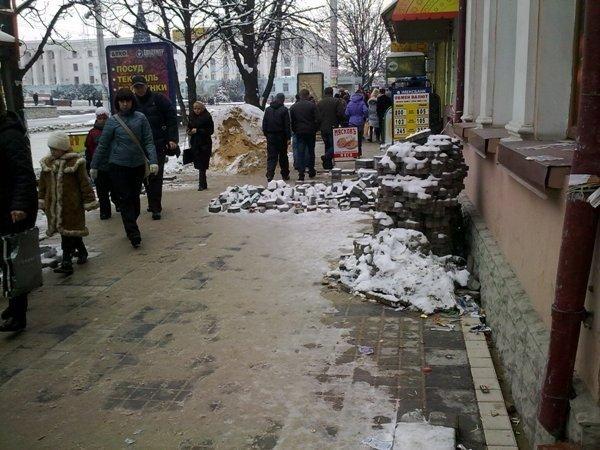 «Большая стройка» в центре Симферополя наконец-то близится к завершению (фото), фото-3