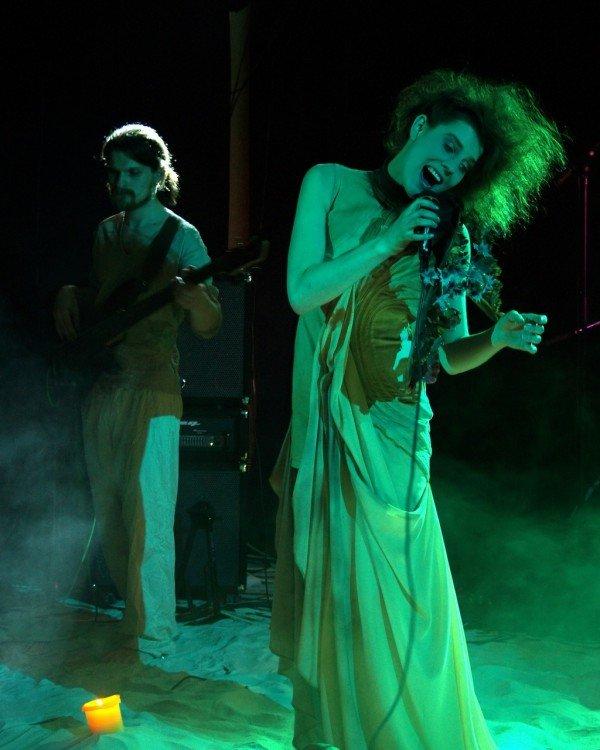 Харьковская KAssiopeia: любовь сквозь –  «Пепел» на   bestradio.fm(ФОТО), фото-4