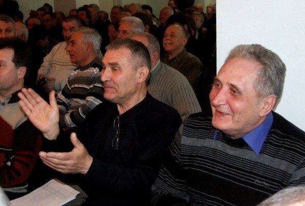 В Донецке чернобыльцы «захлопали» замминистра, которая рассказывала им о «повышении» пенсий (фото), фото-1