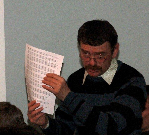 В Донецке чернобыльцы «захлопали» замминистра, которая рассказывала им о «повышении» пенсий (фото), фото-5