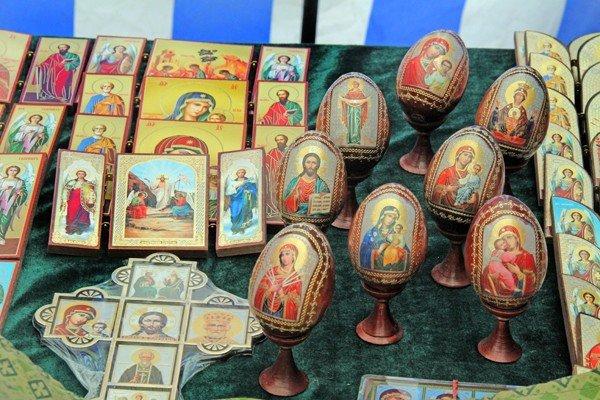 В Харькове началась православная ярмарка «Вербная неделя» (ФОТО), фото-7