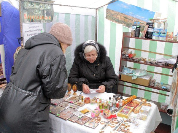 В Харькове началась православная ярмарка «Вербная неделя» (ФОТО), фото-8