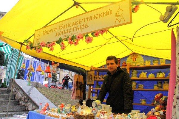 В Харькове началась православная ярмарка «Вербная неделя» (ФОТО), фото-9