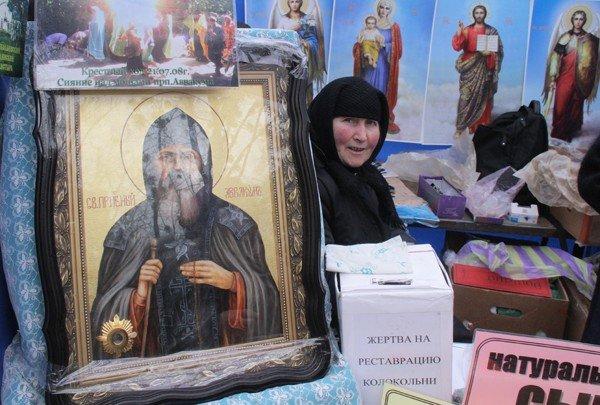 В Харькове началась православная ярмарка «Вербная неделя» (ФОТО), фото-10