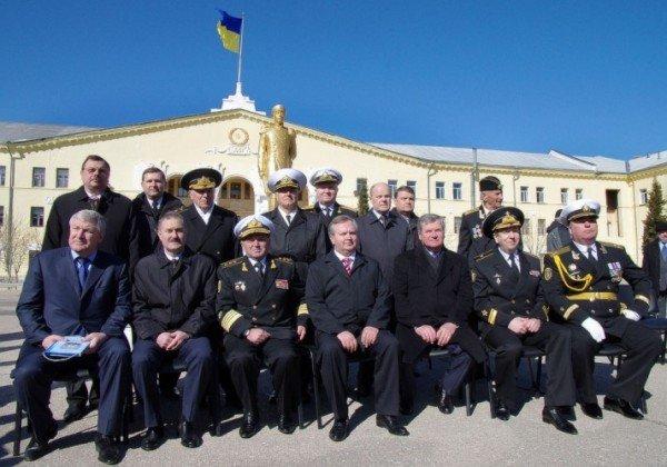 В Севастополе торжественно отметили 75-летие Черноморского Военно-Морского училища имени П.С. Нахимова, фото-2