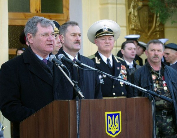 В Севастополе торжественно отметили 75-летие Черноморского Военно-Морского училища имени П.С. Нахимова, фото-5