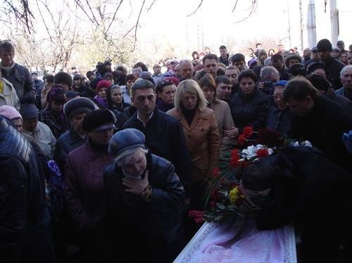 На похороны Оксаны Макар пришли сотни людей (фото), фото-2