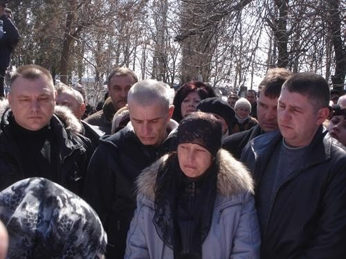 На похороны Оксаны Макар пришли сотни людей (фото), фото-3