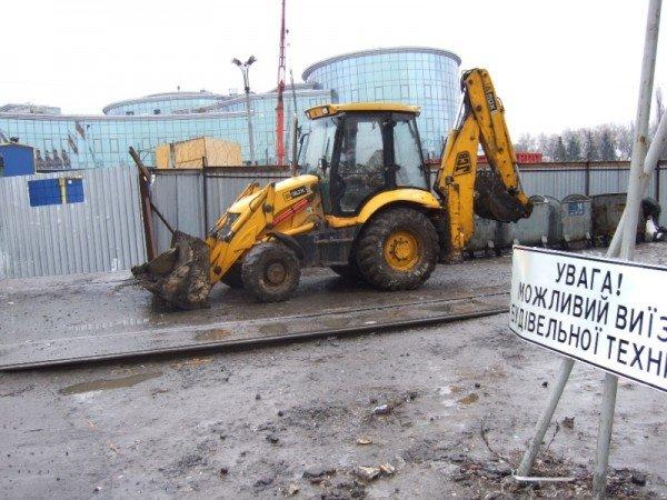 С Привокзальной площади в Донецке снесли торговые павильоны (фото), фото-2