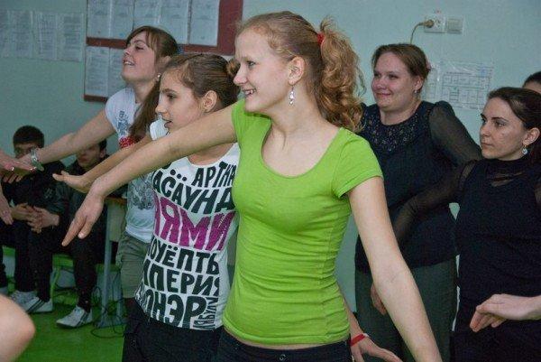 В запорожском центре «Ориентир»  с Родионом Фархшатовым танцевали все (ФОТО), фото-2